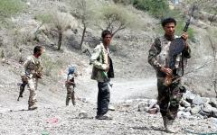 الصورة: عمليات عسكرية وكمائن للجيش اليمني والتحالف في الجوف ومأرب وصعدة