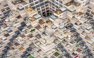 الصورة: بالصور: فن الهندسة المعمارية