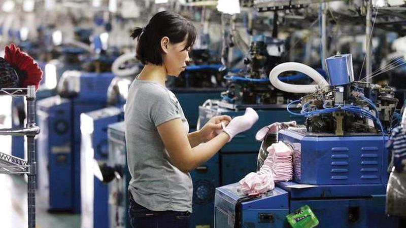 الصناعة الصينية تشهد ازدهاراً متواصلاً يضمن ارتفاع معدلات النمو.  أرشيفية