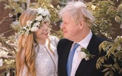 الصورة: السيدة البريطانية الأولى تستأجر فستاناً لحفل زفافها