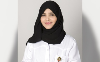 الصورة: الخواجة أول إماراتية تنال الدكتوراه في طب الأورام من بريطانيا