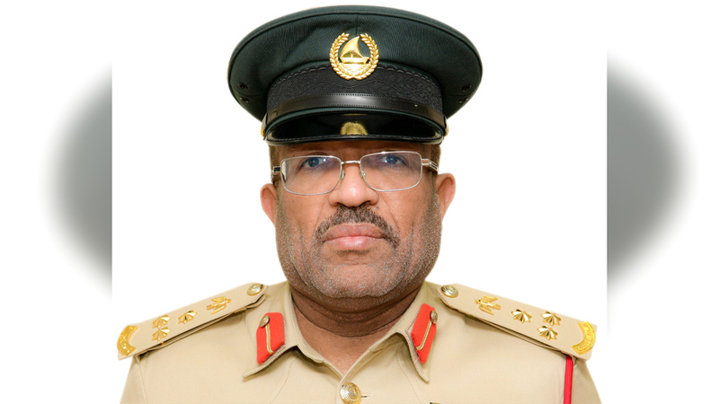 العميد عبدالله المعصم: «مركز بر دبيدقق على 24.9 ألف شخص، و96.8 ألف مركبة».