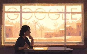 """الصورة: من هي أليفة رفعت التي يحتفل """"غوغل"""" بذكرى ميلادها؟"""