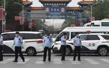 الصورة: مسلح بسكين يقتل 6 أشخاص في الصين