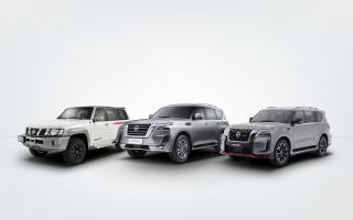 الصورة: العربية للسيارات: نمو مبيعات نيسان باترول 83% مقارنة بعام 2019