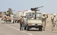 الصورة: «التحالف» يدمّر مسيرة مفخخة أطلقتها الميليشيات باتجاه السعودية