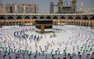 الصورة: السعودية تكشف موعد إعلان العدد الرسمي لحجاج هذا العام