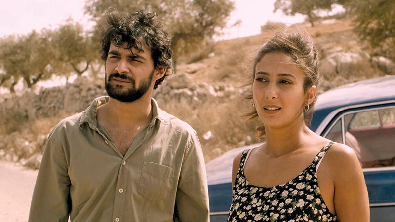 دبي كانت المحطة الثانية لفيلم «بين الجنة والأرض» للمخرجة نجار في جولته العربية.  أرشيفية