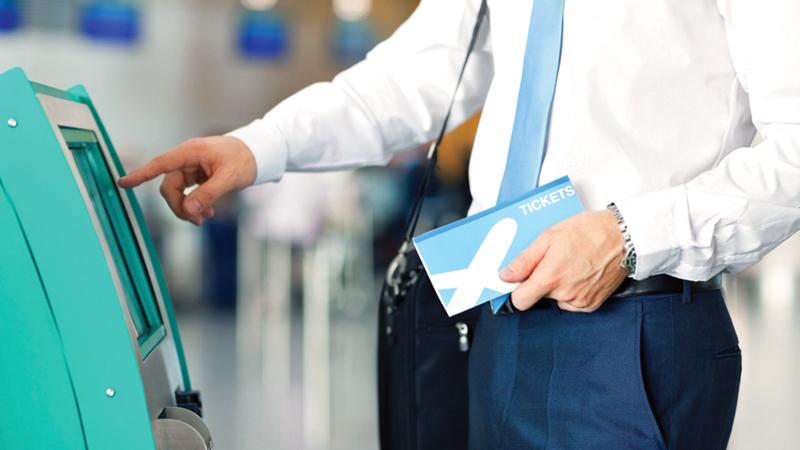 أسعار تذاكر الطيران قد تكون في أعلى مستوياتها منذ بدء الجائحة. À  أرشيفية