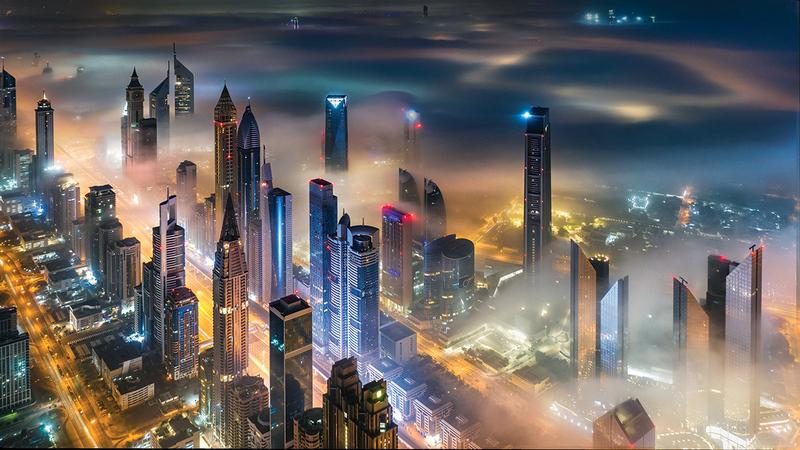 المدارس الجديدة تتوزع في 9 مناطق وتعزز مكانة دبي كأفضل مدن العالم للعمل والحياة.   أرشيفية