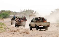 الصورة: قبائل بني ضبيان تمنع تقدم الحوثيين تجاه «ذنة» مأرب