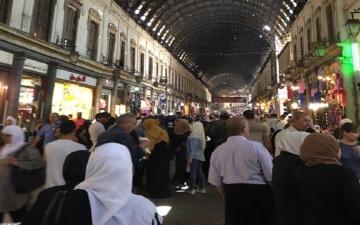 الصورة: دمشق الأولى عالمياً بين المدن الأقل ملاءمة للعيش
