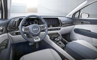 الصورة: «كيا» تكشف عن صور سيارة سبورتاج 2022