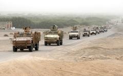 الصورة: ترتيبات عسكرية للجيش اليمني لاستكمال تحرير الجوف