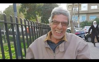 الصورة: دمشق حزينة على العم متولي.. المصري الطيب الذي لم يفارقها «إلا للموت»