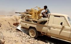 الصورة: عقوبات أميركية على شبكة دولية تدعم الحوثيين في اليمن