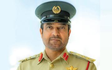 الصورة: شرطة دبي تحرر 10.6 آلاف مخالفة عدم الالتزام بالتدابير الاحترازية خلال 2020