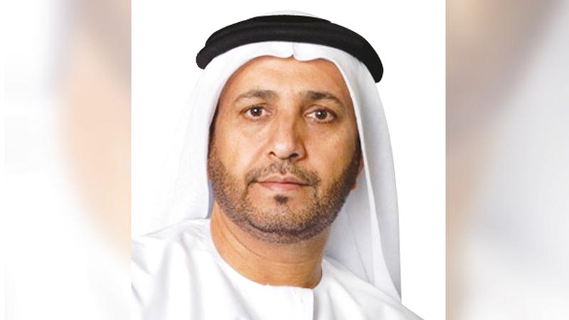 عبدالله سلطان بن خادم: «المساعدات المقطوعة تضمنت توفير الدعم اللوجستي للأسر المستحقة».