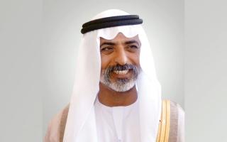 الصورة: نهيان بن مبارك: عضوية الإمارات في مجلس الأمن تجسد مكانة دولتنا المهمة
