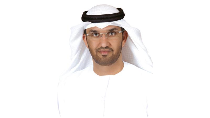 سلطان الجابر:  «دولة الإمارات مستمرة من خلال توجيهات القيادة في مدّ جسور التعاون الإيجابي البنّاء، والعمل على ترسيخ السلم والاستقرار».