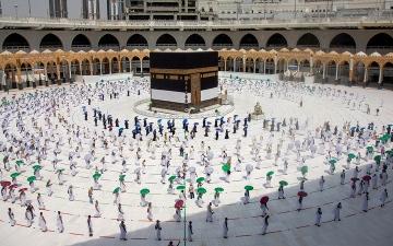 الصورة: السعودية: قصر أداء مناسك الحج على المواطنين والمقيمين