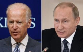 الصورة: بوتين يأمل أن يكون بايدن أقل انفعالاً في تصرفاته من ترامب