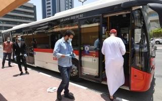 الصورة: 5 خطوط جديدة للحافلات العامة في دبي وإلغاء خط واحد