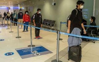 """الصورة: تحديث """"القائمة الخضراء"""" للمسافرين القادمين إلى أبوظبي"""