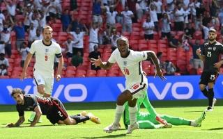 الصورة: هدف سترلينج يمنح إنجلترا الفوز على كرواتيا