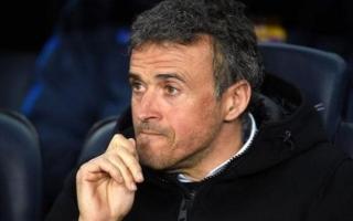 الصورة: إنريكي يرفض تحديد حارس المنتخب الإسباني أمام السويد