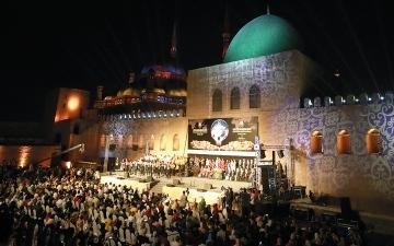 الصورة: بالصور.. مهرجان الطبول يعيد إلى القاهرة إيقاعها المفقود بسبب الجائحة