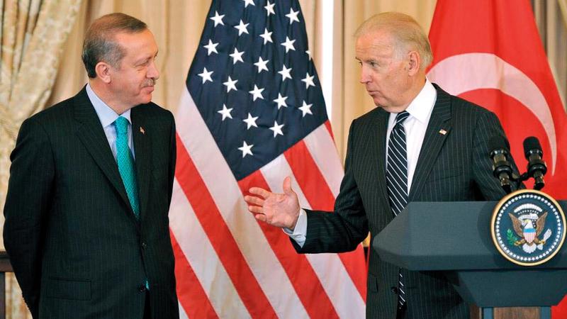 بايدن وأردوغان.. مقاربة جديدة في العلاقة.   أرشيفية