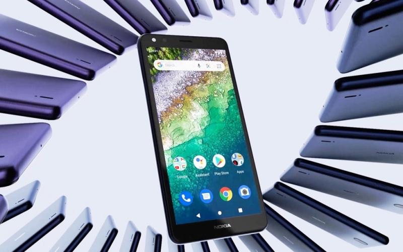 """الصورة: """"نوكيا"""" تطلق هاتفاً ذكياً من الفئة منخفضة الكلفة"""