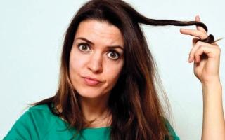 الصورة: #«عزيزتي حواء».. الشعر الجاف.. مشكلة جمالية تؤرق المرأة