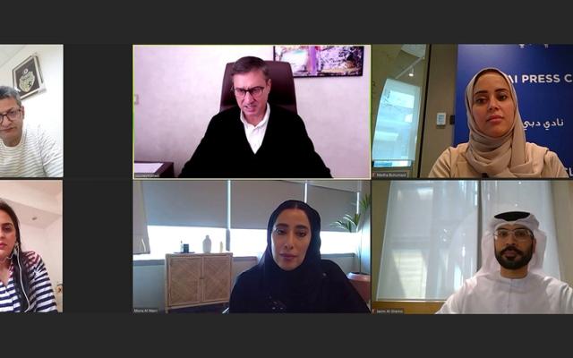 الصورة: «دبي للصحافة» ينظم لقاءات مع قيادات مؤسسات الإعلام في المنطقة العربية