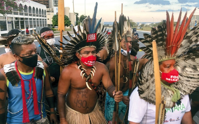 الصورة: صورة وتعليق.. احتجاج