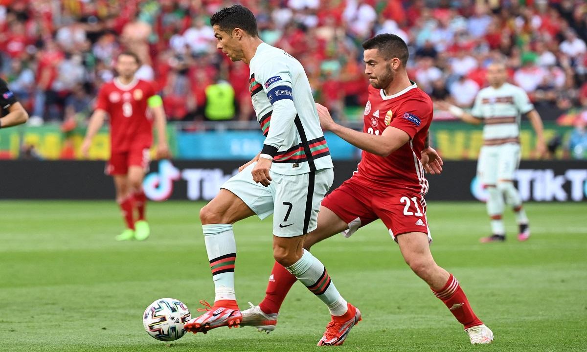 صورة رونالدو يصبح أفضل هدّاف في النهائيات أوروبا – رياضة – عربية ودولية