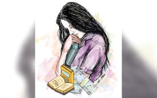 الصورة: «اليازية» تحتاج 99.2 ألف درهم لتكمل دراسة الطب