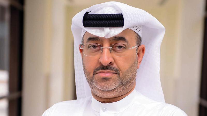 حمد عبدالله الغافري: «جهود المركز في مكافحة الإدمان وصلت إلى مستويات متقدمة».