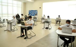 الصورة: «الإمارات للتعليم» تعتمد جداول الامتحانات التعويضية