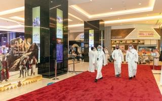 الصورة: «الرحلة».. أول فيلم «أنيميشن» سعودي ياباني بتقنية 4DX