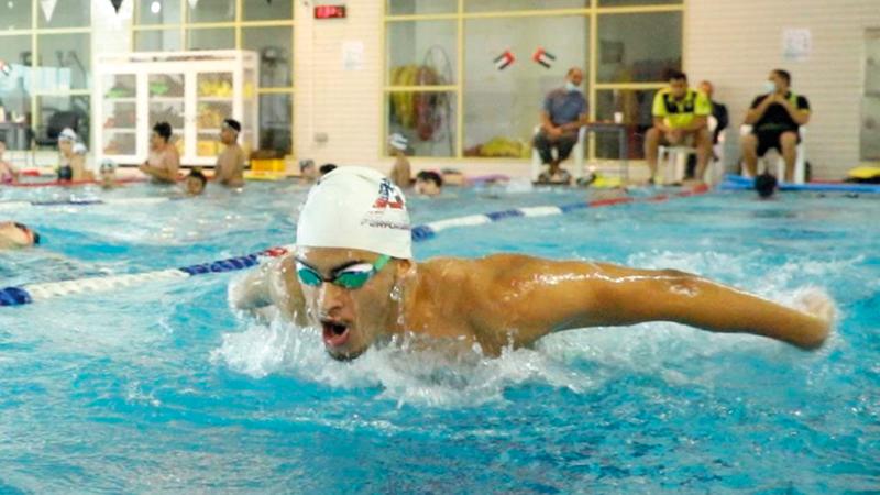يوسف المطروشي يستعد للمشاركة في دورة الألعاب الأولمبية.   من المصدر