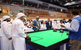 """الصورة: """"التعليم والمعرفة"""" تفتح باب التسجيل في المسابقة الوطنية لأولمبياد الروبوت العالمي"""