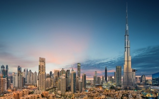 الصورة: تقديراً لمكانتها المتميزة..دبي عاصمة للإعلام العربي للعام الثاني