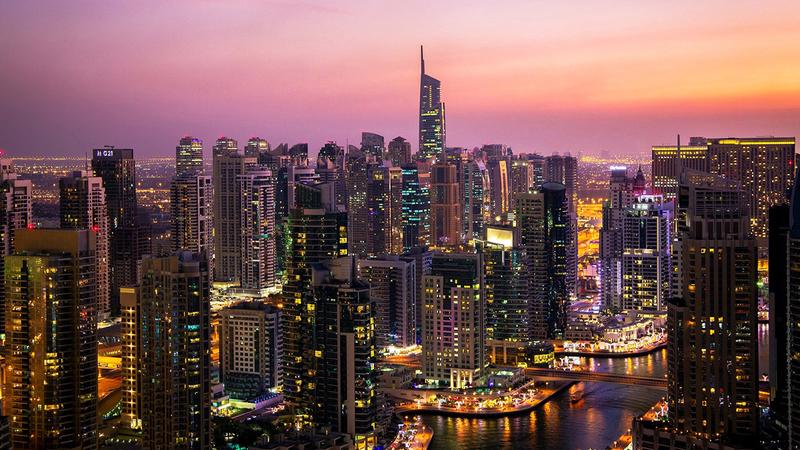 عقاريون: أوضاع السوق الحالية أفضل فرصة للاستثمار في عقارات دبي.  أرشيفية