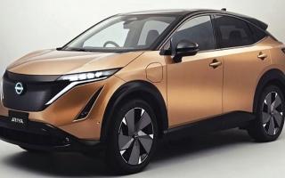 الصورة: «نيسان» تطرح لأول مرة سيارة «آريا» الكهربائية خلال «إكسبو 2020 دبي»
