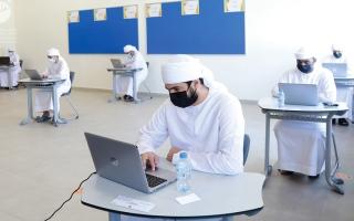 الصورة: طلبة الـ 12 يختتمون امتحاناتهم اليوم