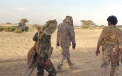 الصورة: الجيش اليمني يسيطر على تباب «الروجينة» بمحيط خنجر الجوف