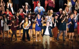 الصورة: «كورال أبوظبي» يحتفل باليوم العالمي للموسيقى