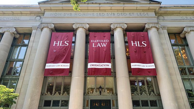 النقاشات الأولى حول «نظرية العرق» بدأت في كلية الحقوق بجامعة هارفارد.   أرشيفية